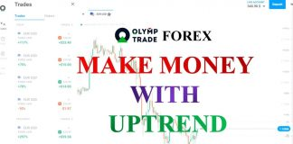 The Easiest Way To Make Money In Olymp Trade: Determine The Trend