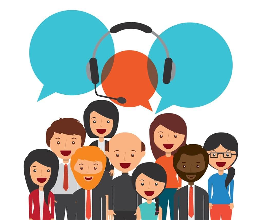 Layanan dukungan profesional untuk kenyamanan pelanggan saat berdagang di IQ Option
