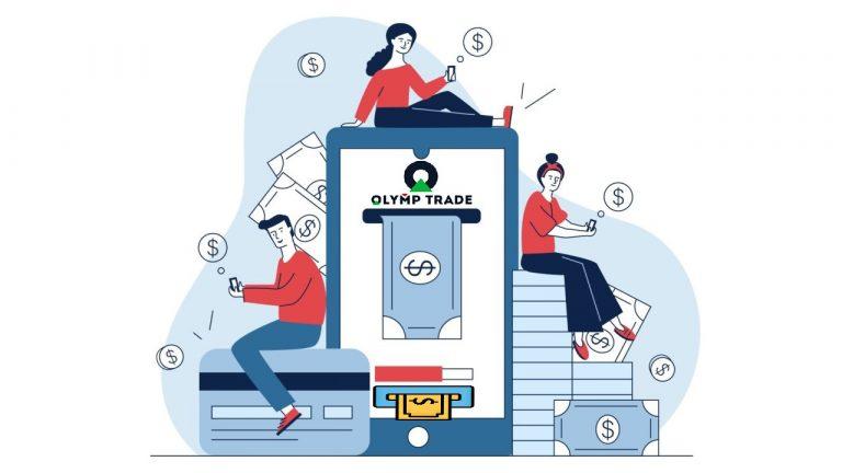 Cara Menarik Uang Dari Olymp Trade Melalui Online Banking