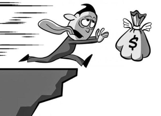 Sự tham lam không đáng có trong trading