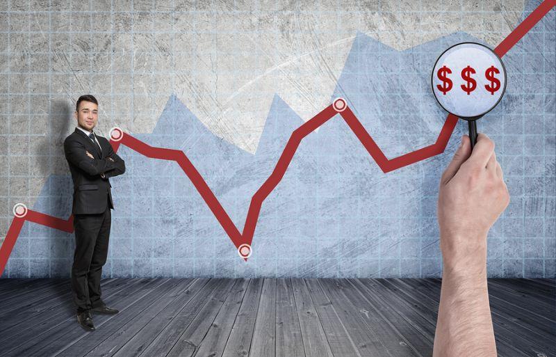 Giao dịch là dự đoán đỉnh hoặc đáy của thị trường