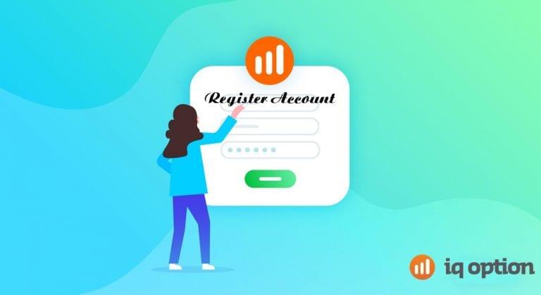 Cara Mendaftarkan Akun IQ Option (diperbarui 03/2021)