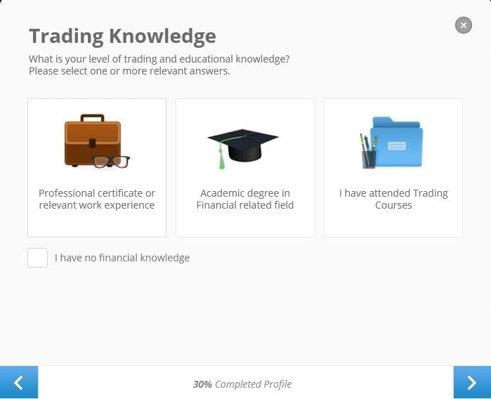 Update financial knowledge