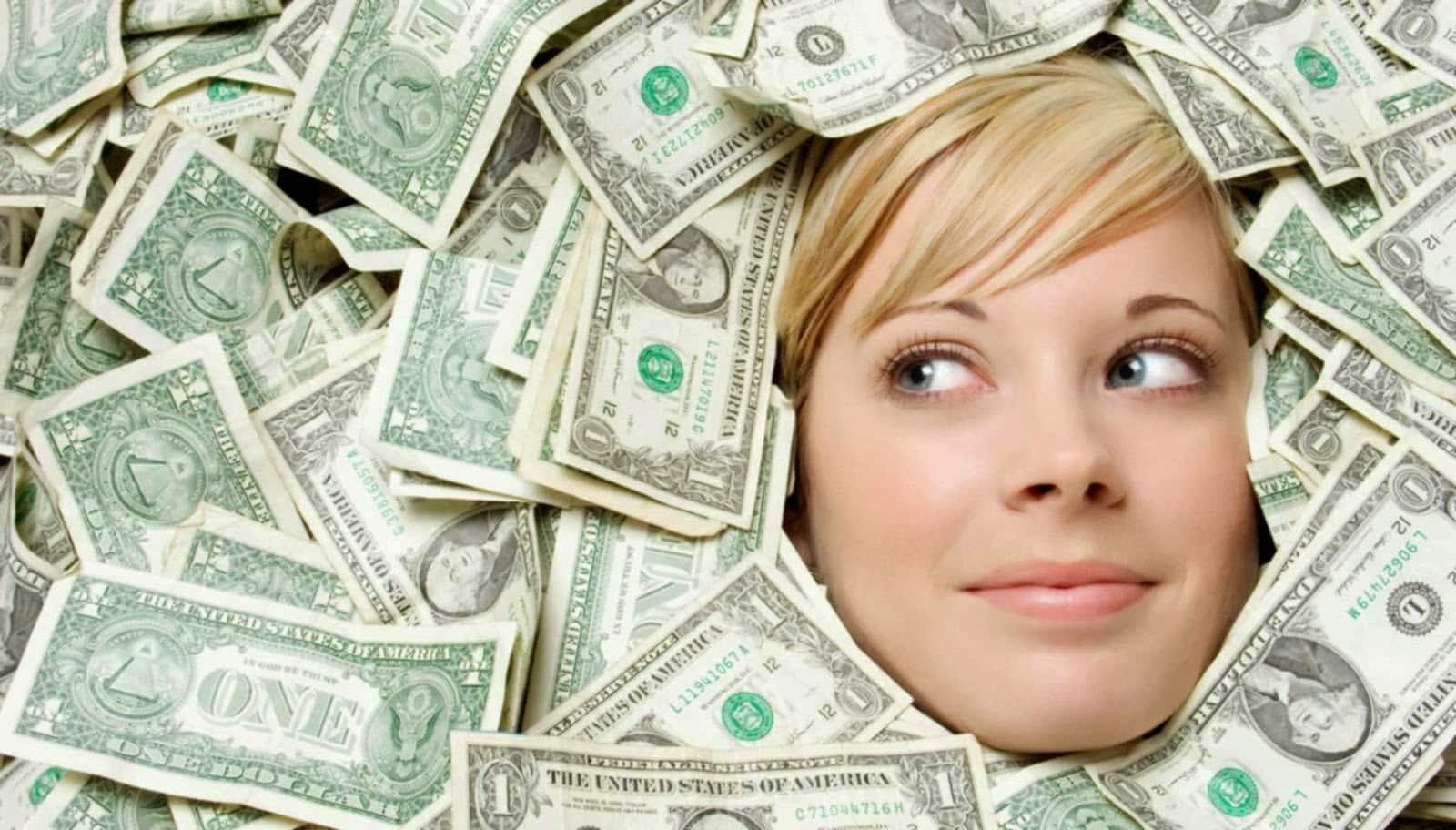 Giữ tiền để hướng đến sự giàu sang