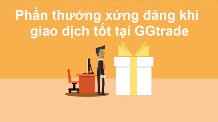 Phần Thưởng Xứng Đáng Khi Giao Dịch Tốt Tại GGtrade - Ngày 16