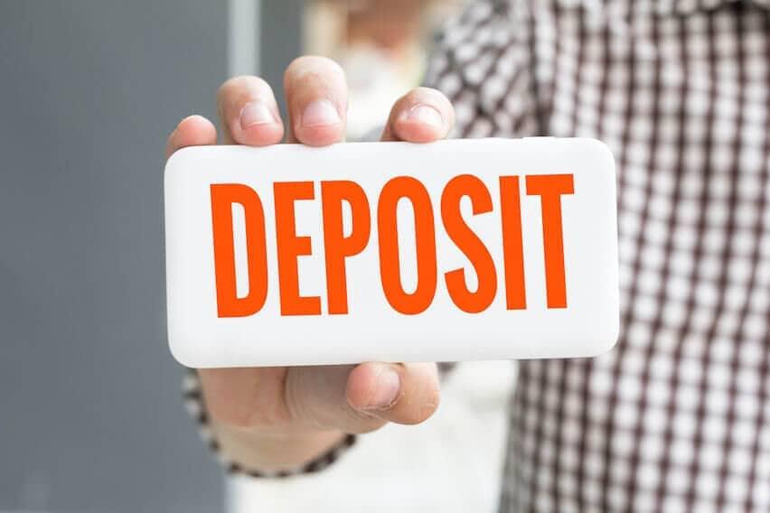 Deposit into Etoro
