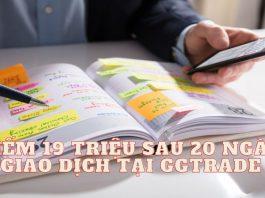 Hoàn Thành Thử Thách Kiếm Tiền Từ Giao Dịch Tại GGtrade - Ngày 20