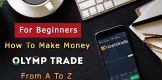 Hướng Dẫn Cách Chơi Olymp Trade Cho Người Mới Từ A đến Z