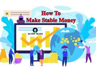 Cách Để Bạn Kiếm Tiền Bền Vững Tại Olymp Trade