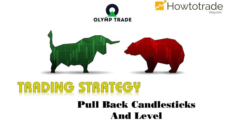 Olymp Trade Trading Strategy With Pullback Candle And Resistance/Support