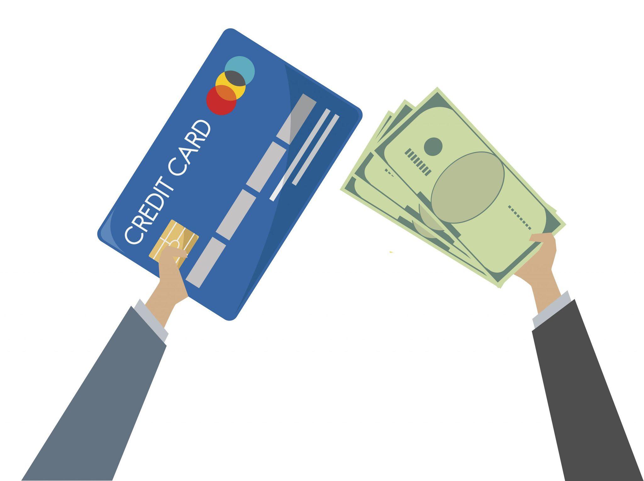 Tiền vật chất và tiền trong tài khoản online