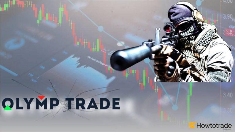Untuk menghasilkan uang di Olymp Trade: Berpikirlah seperti predator (Bagian 14/20)