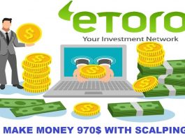 How To Use The Scalping Trading Strategy Effectively In Etoro