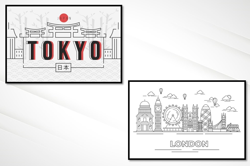 Overlapping of the Tokyo and London sessions