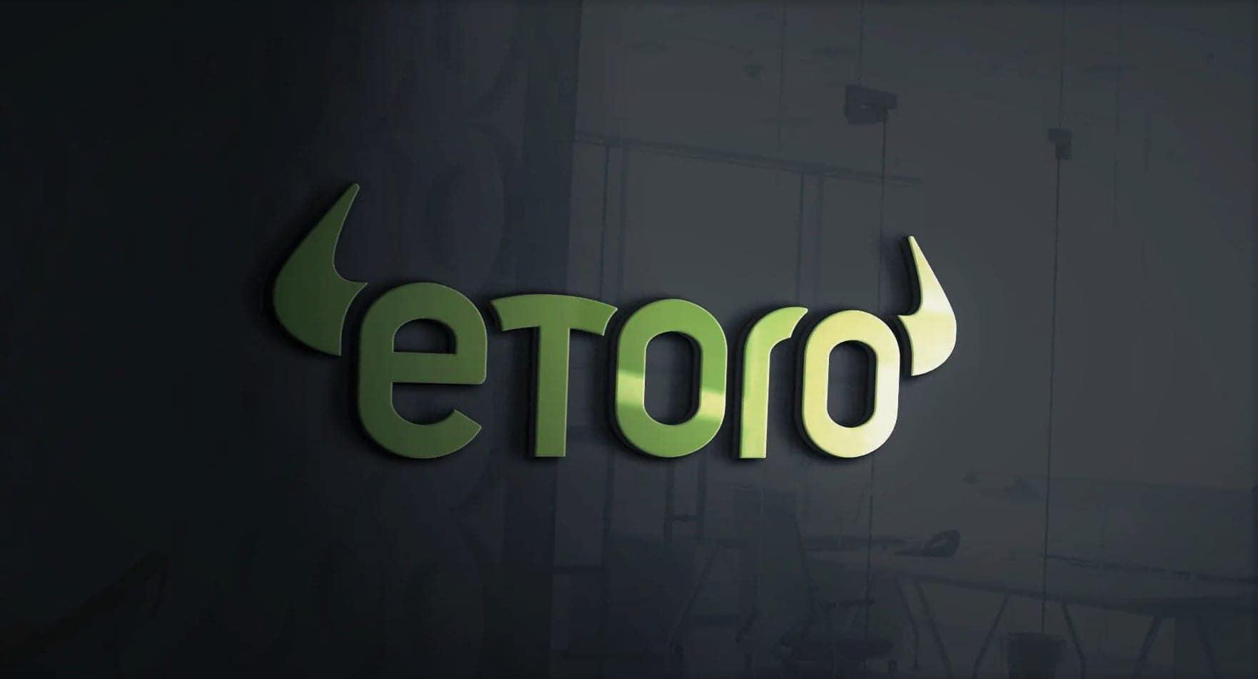The best broker for beginners - eToro