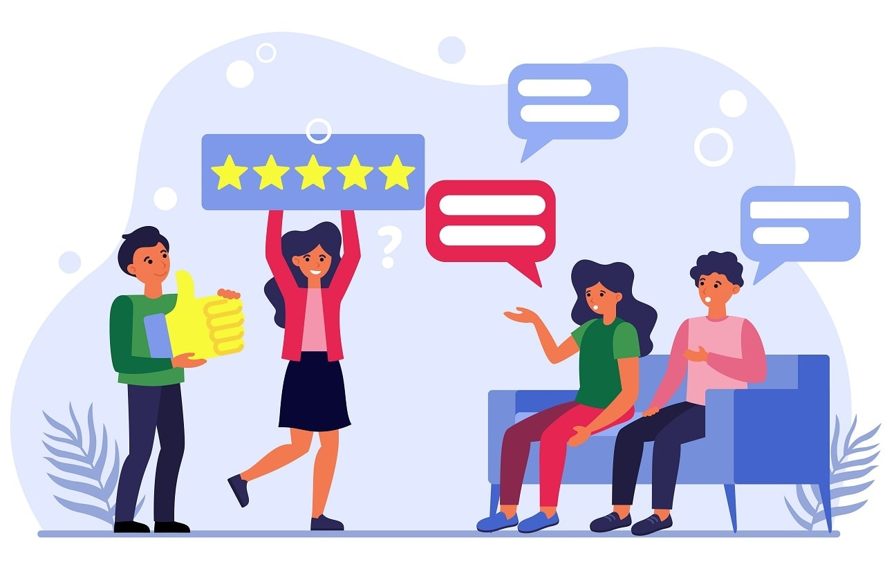 User reviews and real experience greatly influence the number of people joining a trading platform