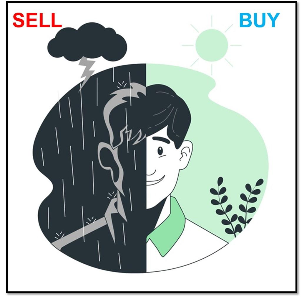 تأثیر احساسات بازار در معاملات فارکس
