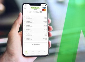 Cara Deposit Uang Ke Neteller Dengan Visa/Mastercard