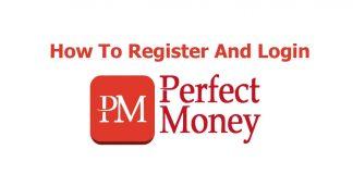 Cara Mendaftarkan Akun Perfect Money Di Tahun 2020