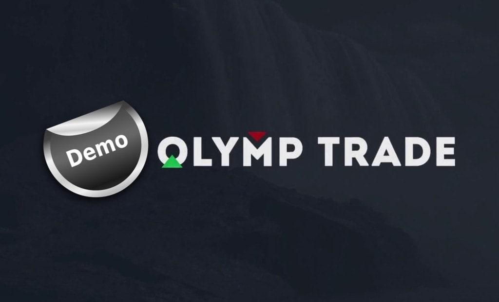 Akun demo Olymp Trade