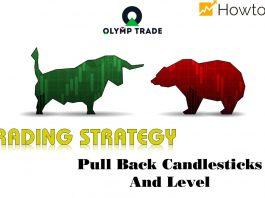Strategi Perdagangan Olymp Trade Dengan Lilin Pullback Dan Resistance/Support