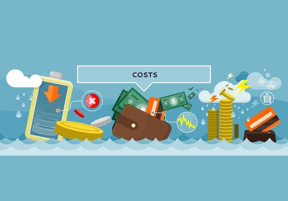 هزینه های بازار فارکس چقدر است؟