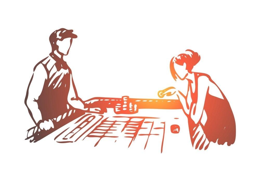لطفا تجارت فارکس را به عنوان یک بازی قمار نبینید