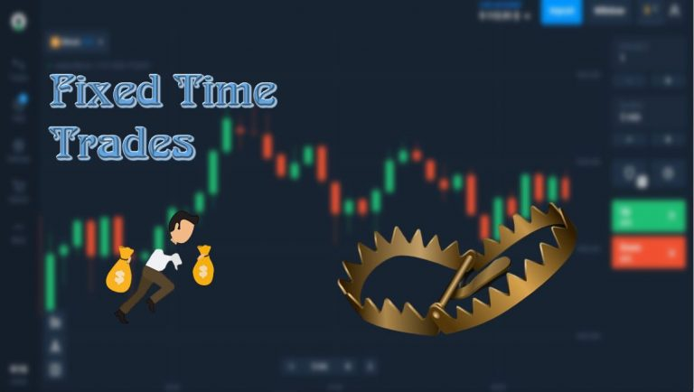 Fixed Time Trades – The Perfect Speed Trap That Brokers Set Out For You