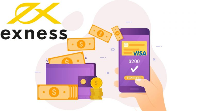 How To Withdraw From Exness Account To Visa/Mastercard
