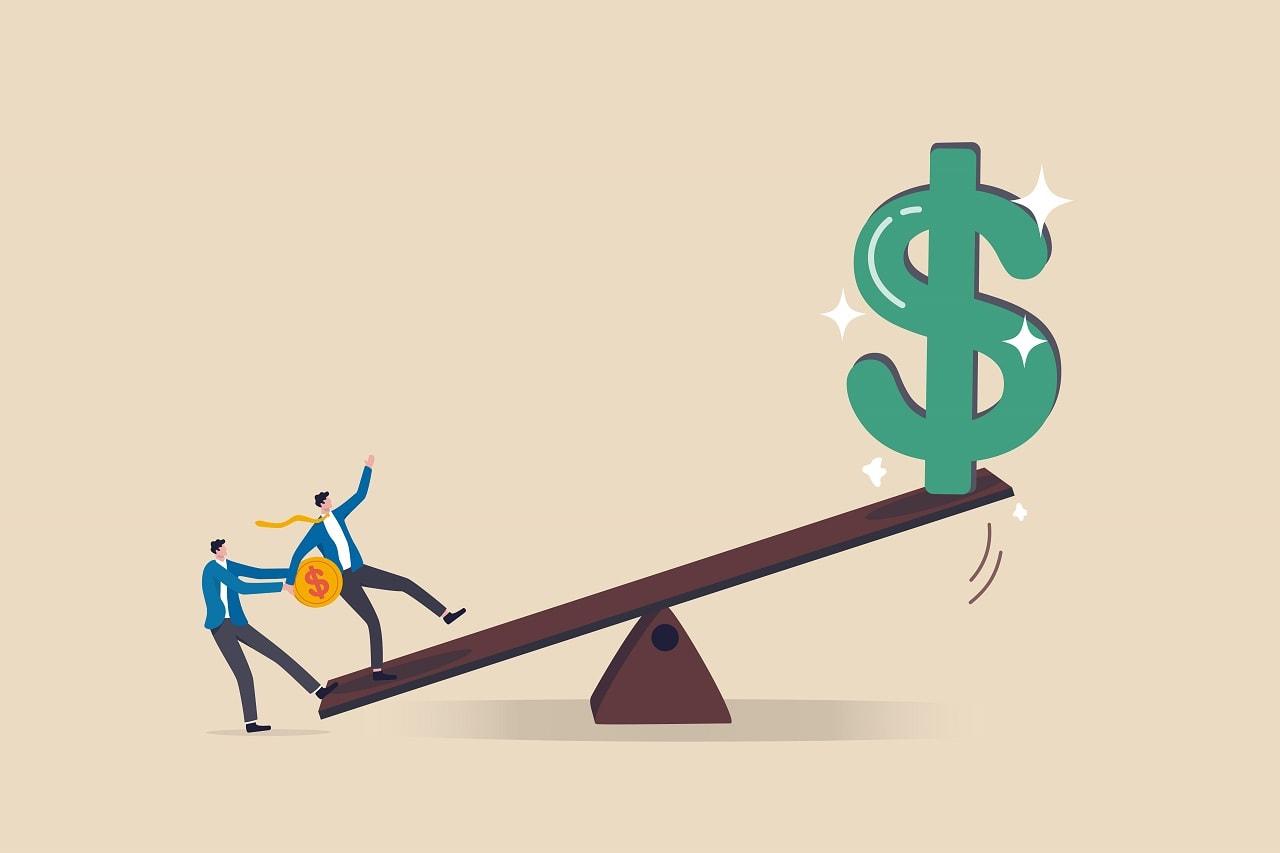 Seus custos de negociação aumentarão à medida que você usar uma grande alavancagem no Forex