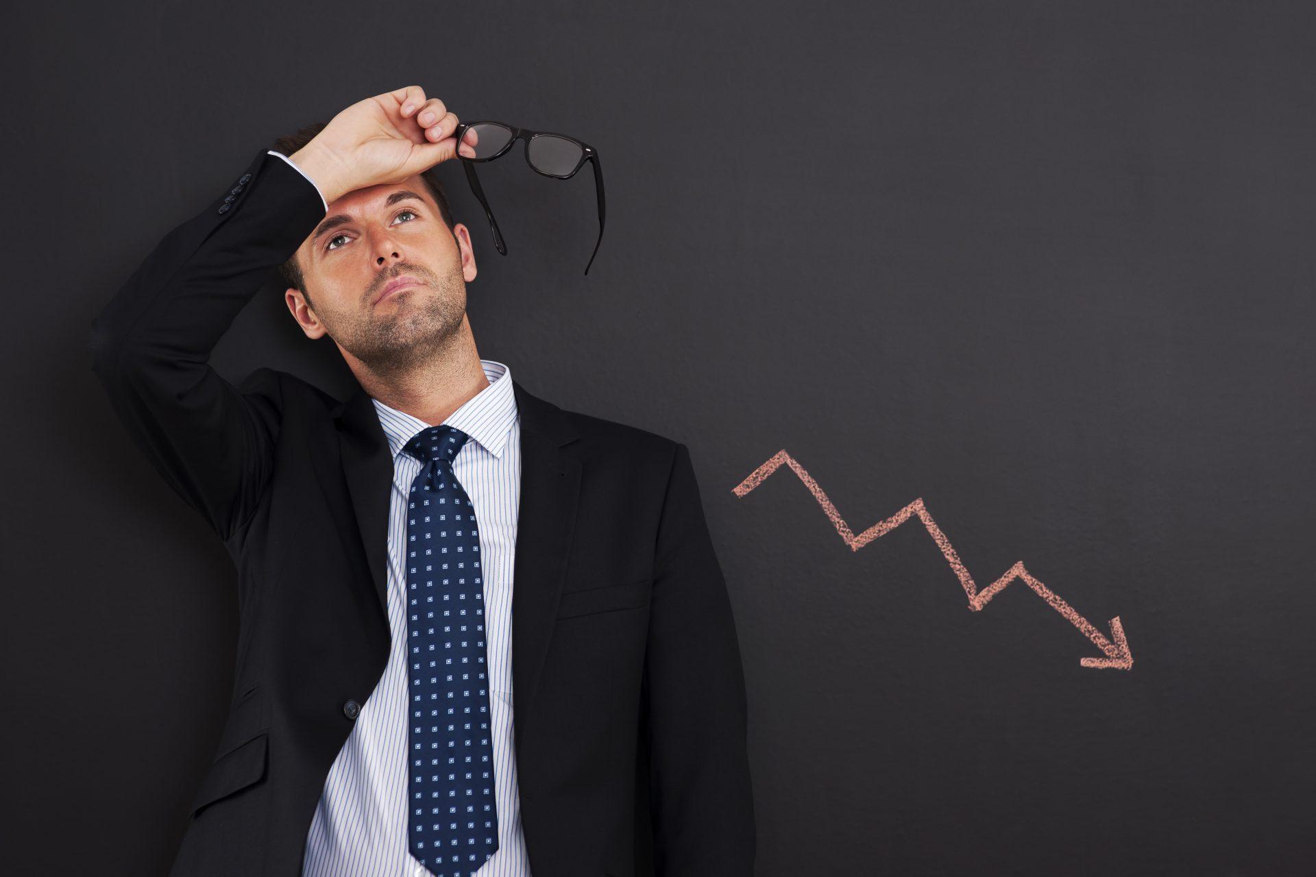 Os comerciantes Forex Pro não tentam evitar a perda de ordens