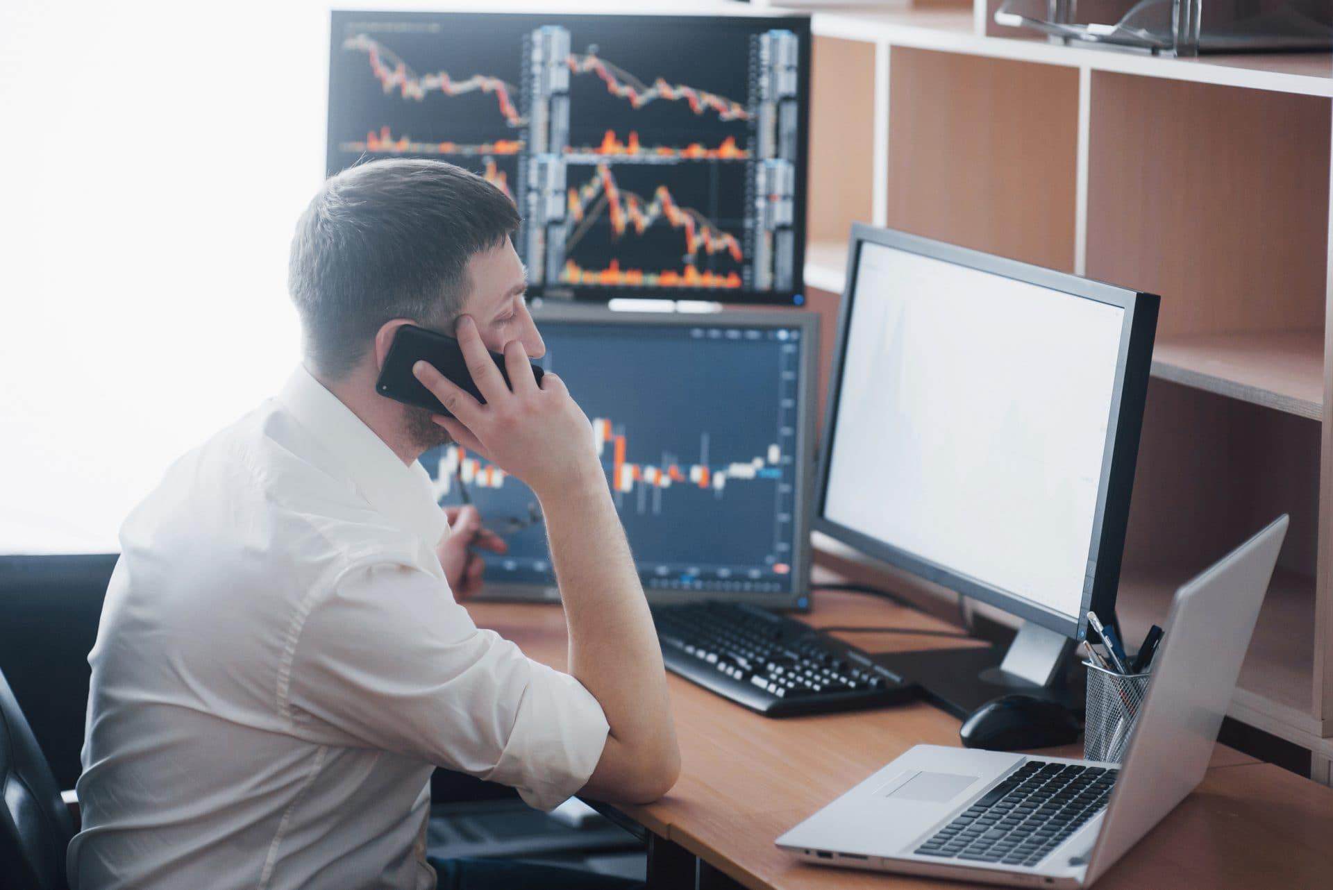 As coisas polidas e frívolas do day trading e day trader