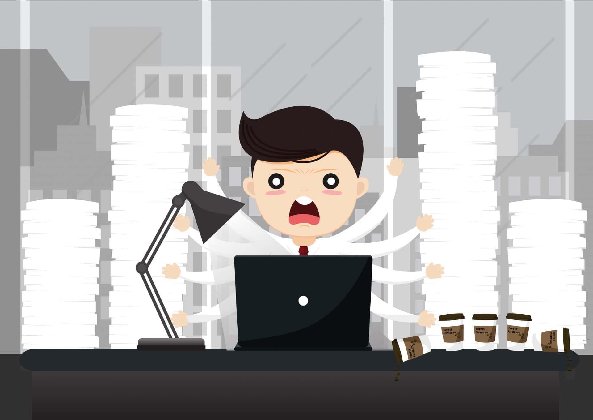 Bagaimana cara berdagang Valas dengan lancar ketika pekerjaan Anda memiliki banyak pekerjaan yang harus diselesaikan setiap hari