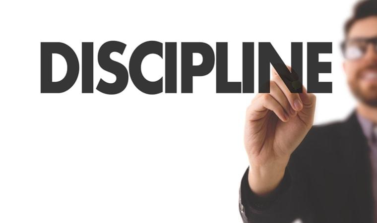Fator de disciplina em Forex