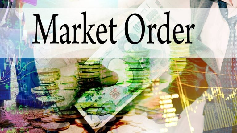 Lệnh thị trường trong giao dịch Forex: Lệnh BUY/SELL