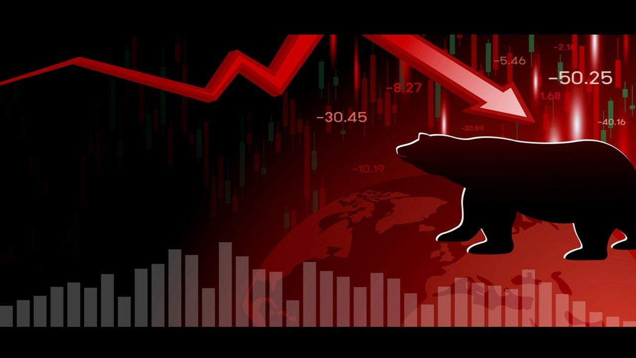 Trading rules in a downtrend