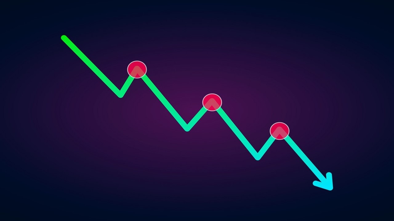 What is a downtrend in Forex?