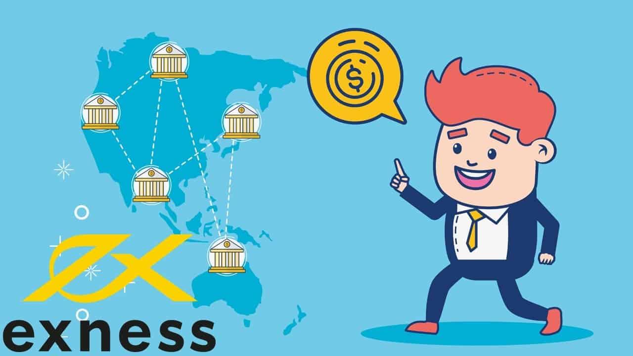 Nạp tiền exness qua bidv phổ biến và đơn giản mà nhiều trader lựa chọn